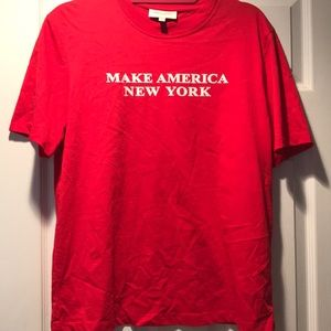 Make America New York shirt